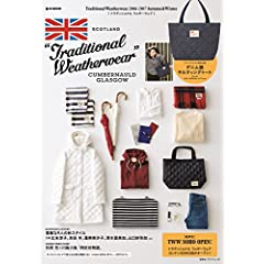 Traditional Weatherwear 表紙画像