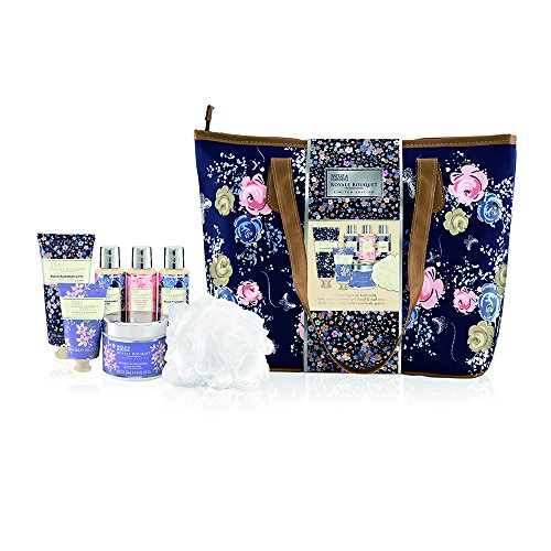 Baylis & Harding Royale Bouquet Relax and Retreat Weekend Bag Set