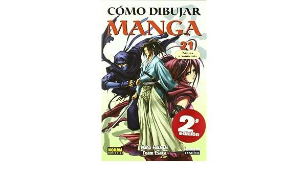 Amazon.com: Como dibujar manga 21 / How to Draw Manga 21 ...