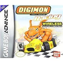 Digimon Racing - Game Boy Advance