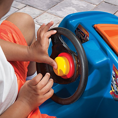 Step2 Hot Wheels Push Around Racer Ride On