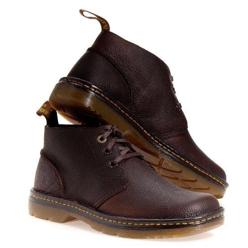 Dr. Martens Men's Sussex Chukka Boots,Brown,6 UK / 7 US M ()
