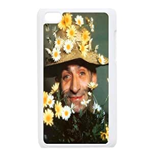 DIY Stylish Printing Louis De Fun¨¨s Cover Custom Case For Ipod Touch 4 MK1D503589