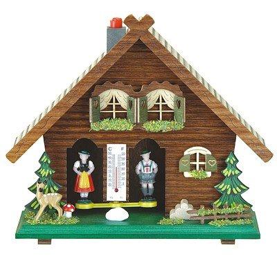 Trenkle German Black Forest Weather House TU 818