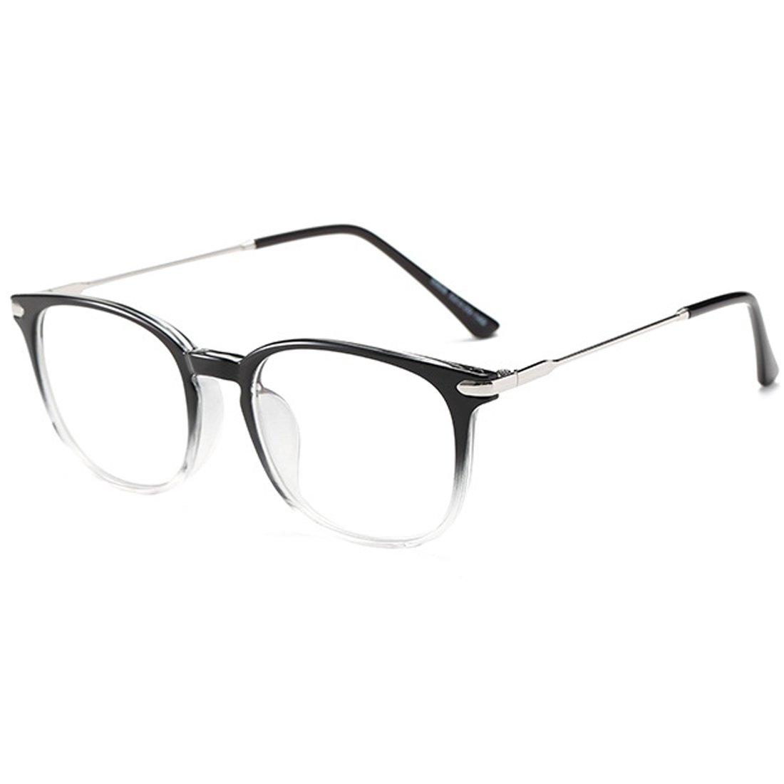 Rnow - Gafas de Sol antirreflejos y antirreflejos para Ordenador, Color Azul