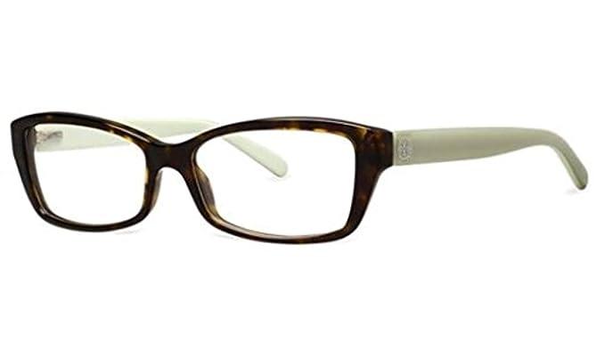 d3de265599 Amazon.com  Tory Burch TY2041 Eyeglass Frames 1286-53 - Tortoise Mint  TY2041-1286-53  Shoes