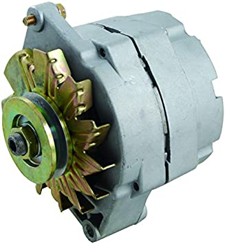 New Alternator For Massey Ferguson Tractor MF-230 MF-245 Continental Engine