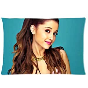 Personalized Ariana Grande Pillowcase Standard 20x30 Inch Two Sides Zippered Pillow Cover
