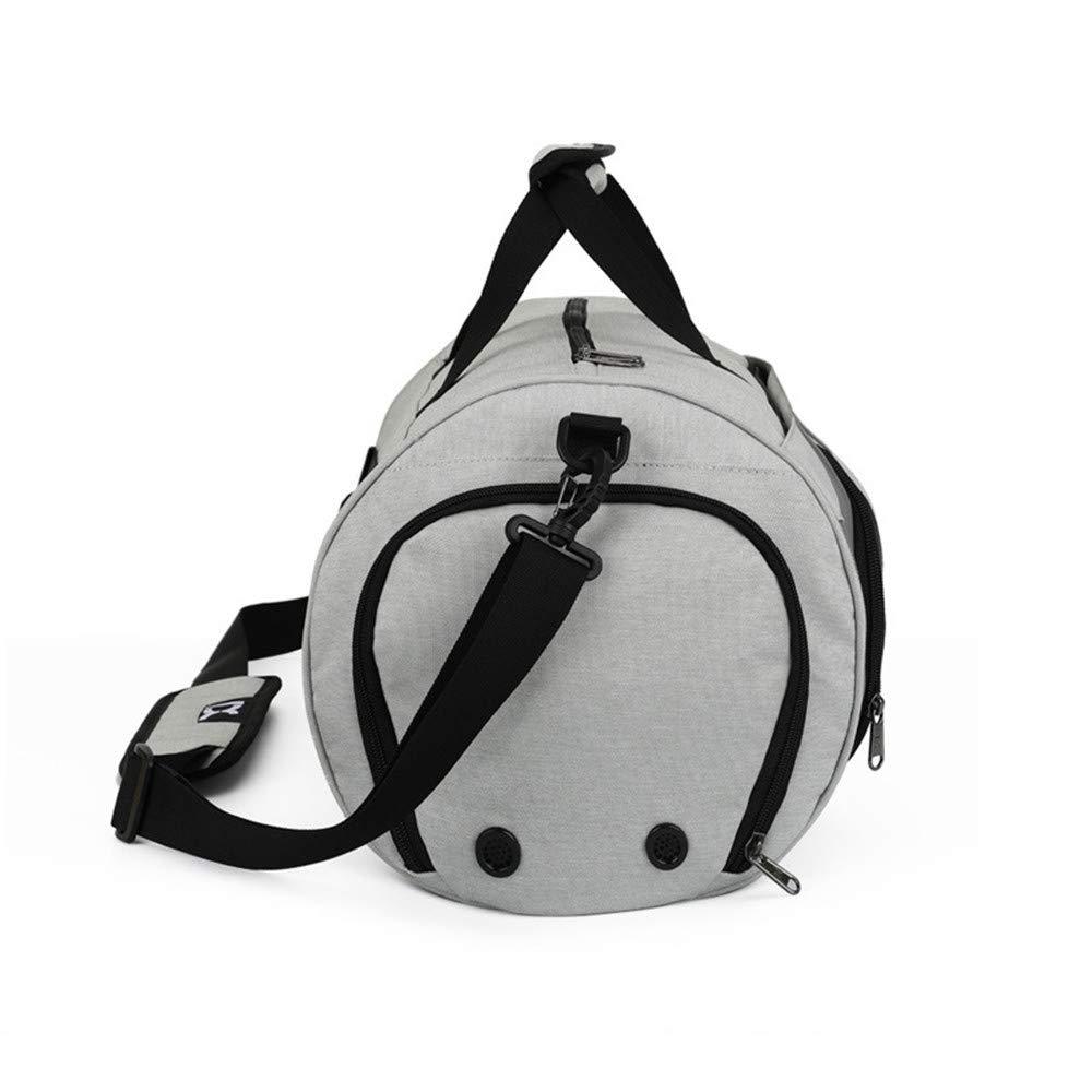 GUOSANSAN Im Freiensport des des des Reisegepäckrucksacks Yoga-Sporttasche-Schulterzylinder-Reiseschwimmaufbewahrungstasche B07P5D2MYS Sporttaschen Menschliche Grenze 469968