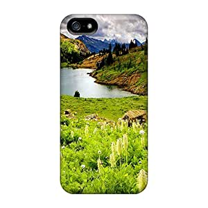 New Cute Funny The Beautiful Nature Of Alberta Case Cover/ Iphone 5/5s Case Cover
