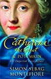 Front cover for the book Catherine the Great and Potemkin by Simon Sebag Montefiore
