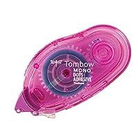 Aplicador de puntos adhesivos MONO Tombow 62147. Corredor de cinta fácil de usar para una variedad de usos