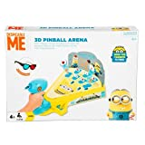 DESPICABLE ME MINIONS 3D PINBALL ARENA MACHINE GAME FUN KIDS GIFT WITH GLASSES