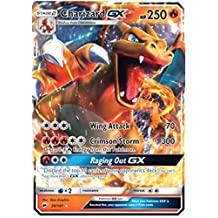Pokemon TCG Burning Shadows Single: Charizard-GX 20/147 Ultra Rare
