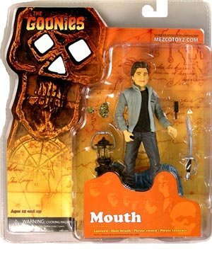 Mezco Toyz The Goonies 7 Inch Scale Stylized Action Figure M