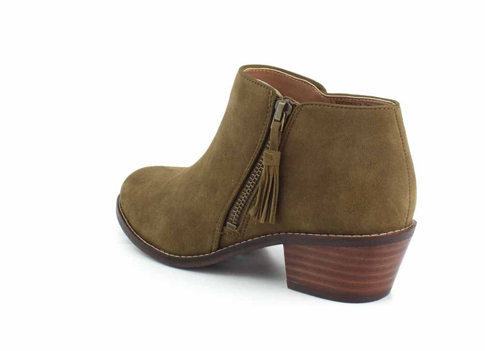 Vionic with Orthaheel Serena Women's US|Olive Boot B071G922WS 6.5 C/D US|Olive Women's 21bfa9