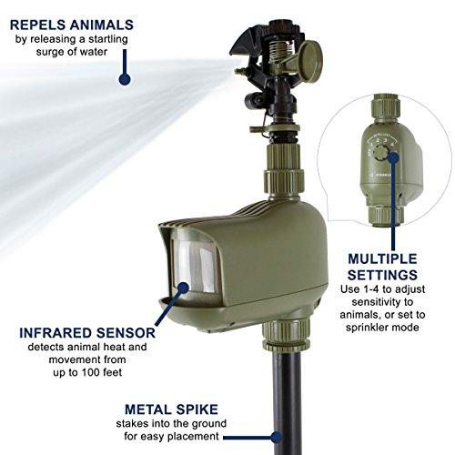 Havahart 5277 Animal Repellent