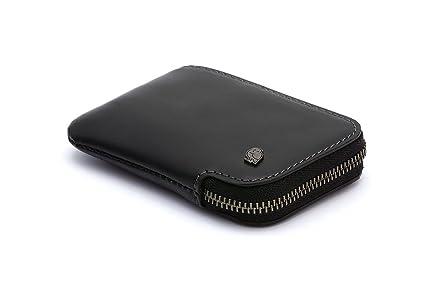 8ea5e5ffc3795 Bellroy Leather Card Pocket Wallet Black: Amazon.in: Bags, Wallets ...
