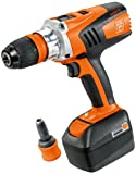 fein drill - Fein ASCM 14 QX speed Drill / Drivers ( with removable chucks)