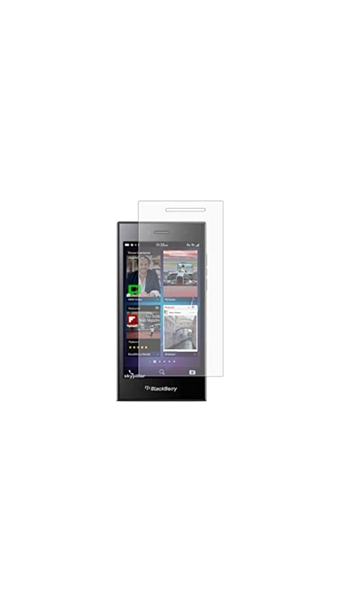 Tempered glass for BlackBerry Z20 leap from Vingly: Amazon in