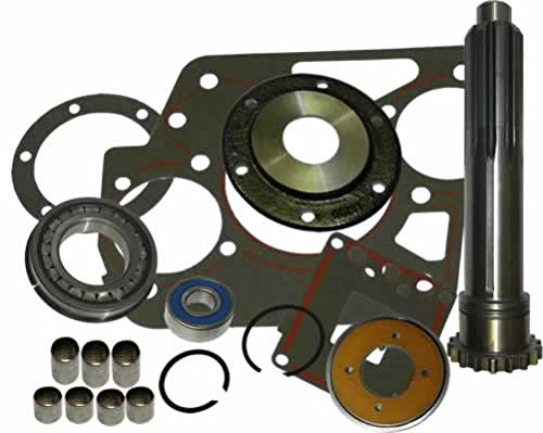 IATCO K-3762-IAT Clutch Installation Kit (Fuller RT Series - PTO/Severe Duty Applications) by IATCO