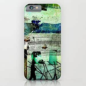 Society4s - A Beautiful World iPhone 4s Case by Db Waterman