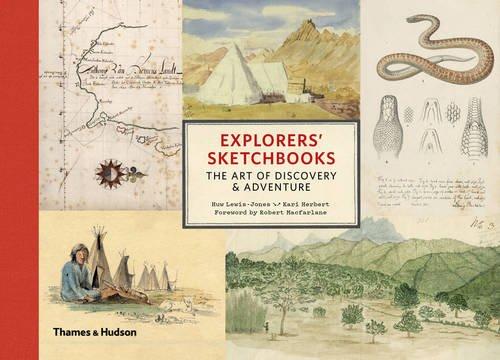Explorers Sketchbooks: The Art of Discovery & Adventure: Amazon.es: Huw Lewis-Jones, Kari Herbert: Libros en idiomas extranjeros