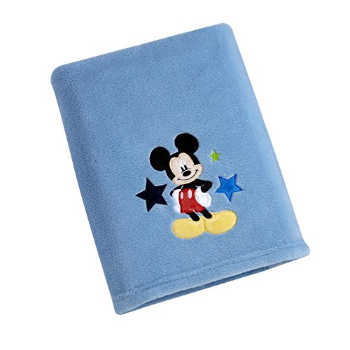 Disney-Mickey-Blanket-Blue