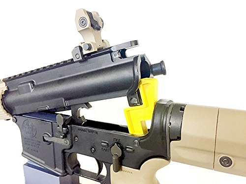 Present Arms ARHook AR Cleaning Rod Guide and Upper Receiver Strut for all Mil-Spec AR's and  Modern Sporting Rifle Platform (Barrel Guide)