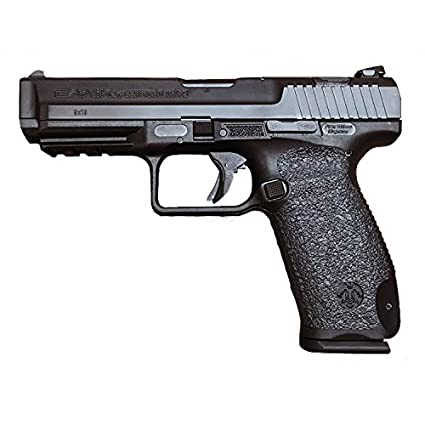Traction Grip Overlays for Canik TP9SA and TP40SA Pistols