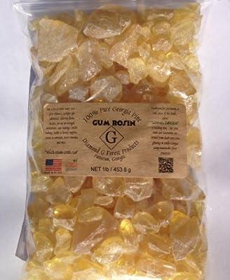 1 Lb Pine Gum Rosin