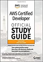 AWS Certified Developer Official Study Guide: Associate (DVA-C01) Exam Front Cover