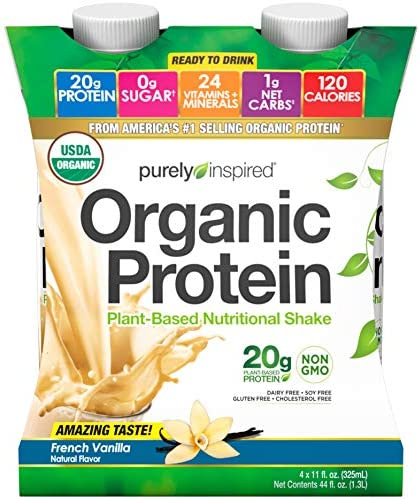 Purely Inspired Naturally Flavored Servings product image
