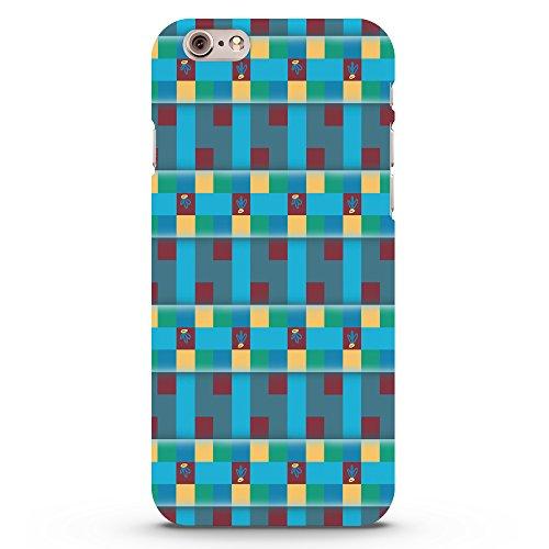 Koveru Back Cover Case for Apple iPhone 6 - Checks Ethy
