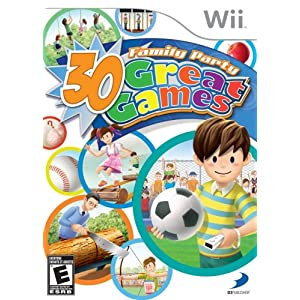 Family Party: 30 Great Games - Nintendo Wii