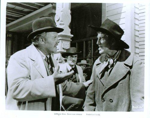 Alan Hale Jr True Story of Jesse James 8x10 1957