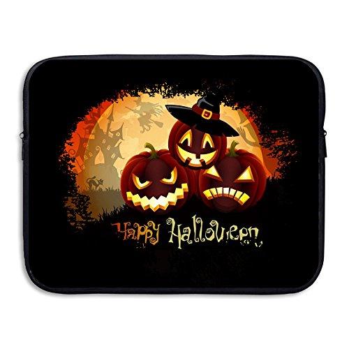 [Halloween Party Sleeve For 13 Inch Laptop Bag Tablet Case Shockproof Spill-Resistant Waterproof] (Halloween Parties In Michigan)