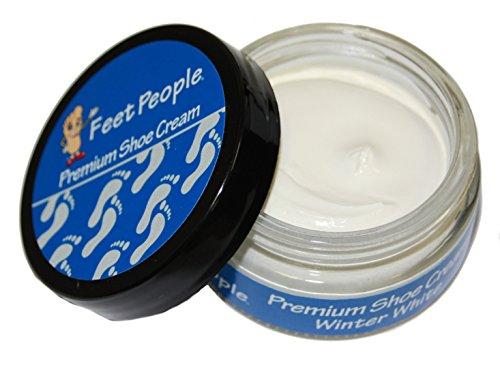 FeetPeople Premium Shoe Cream 1.5 oz, Winter ()