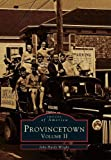 Front cover for the book Provincetown, Volume II by John Hardy Wright