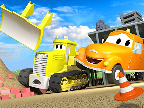 - Billy the Bulldozer and Tom The Tow Truck
