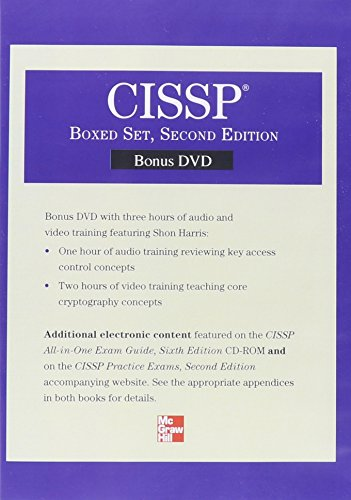 cissp boxed set  second edition  all-in-one