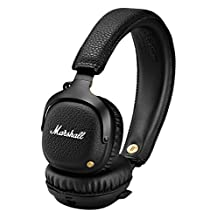 Marshall MID Bluetooth Headphones, Black