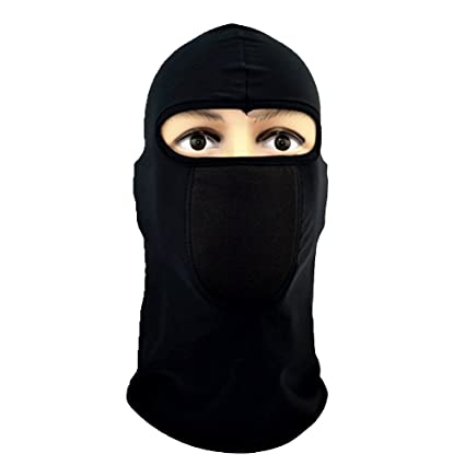Balaclava Sturmmaske Ski Maske Sports Face Mask und Motorrad Maske f/ür Damen und Herren