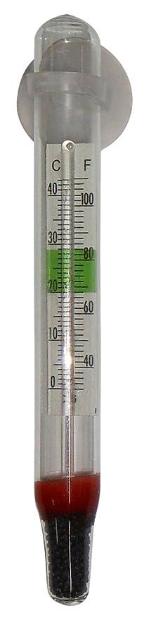 Haquoss Pendientes con Alcohol termómetro para Acuario