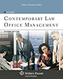 Contemporary Law Office Management, Second Edition (Aspen College)
