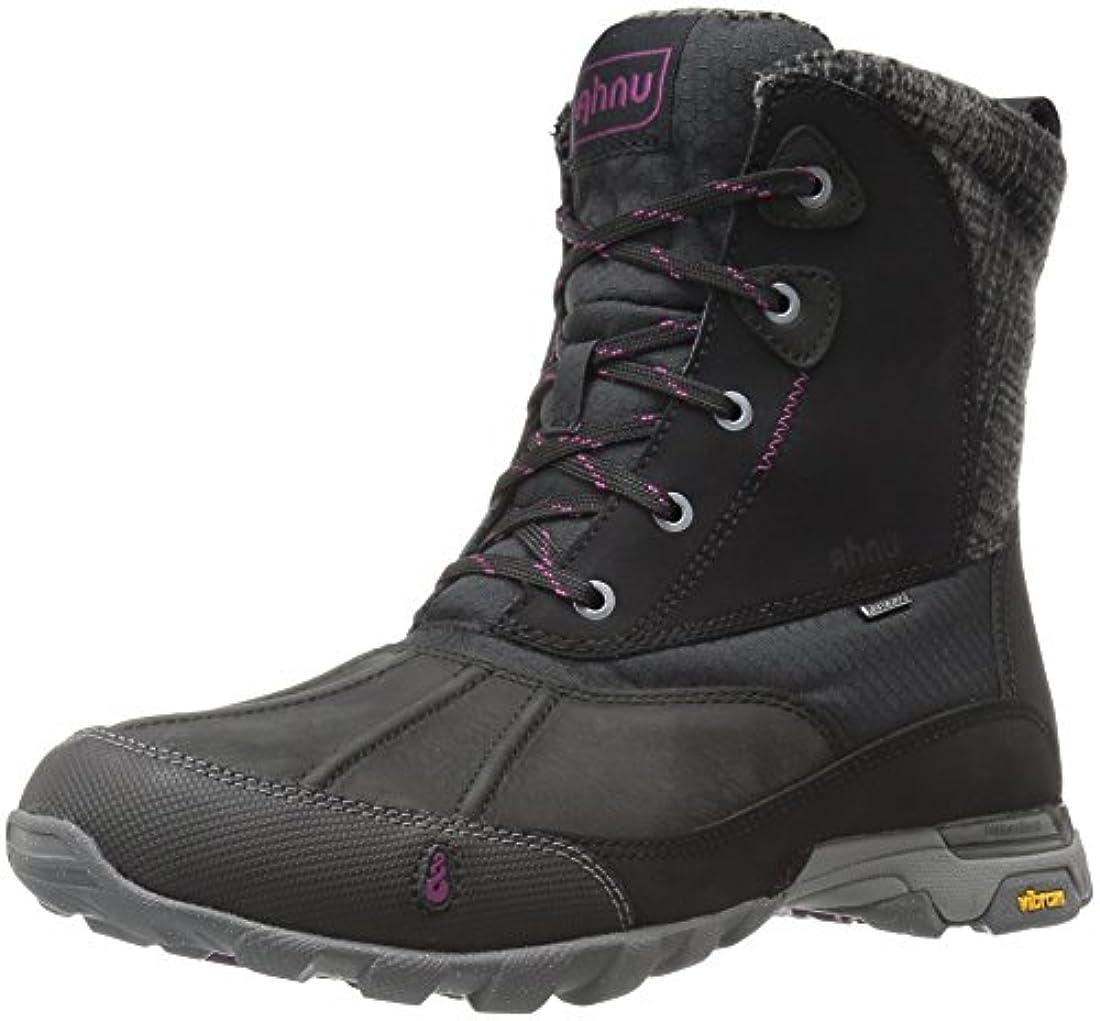 ahnu 1012947 womens sugar peak insulated wp hiking boot