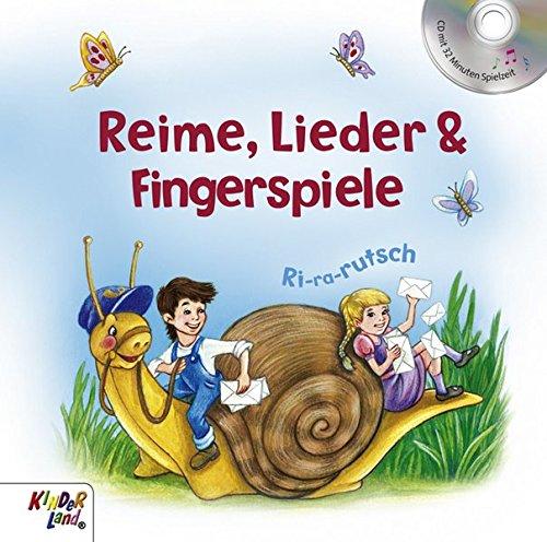 Reime, Lieder & Fingerspiele