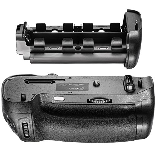 Neewer Battery Grip Pack Replacement for Nikon MB-D16 compatible with EN-EL15 Battery for Nikon D750 DSLR Camera (Replacement Battery Grip)