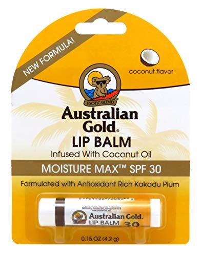 Australian Gold Spf#30 Lip Balm 0.15 Ounce (2 Pack)
