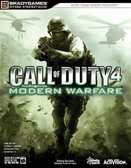call of duty 4 modern warfare official strategy guide thom denick rh amazon com call of duty 4 trophy guide call of duty 4 intel guide